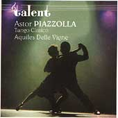 Music of the Americas Vol III - Piazzolla: Tango Clásicó