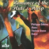 Romance of the Flute & Harp / Philippa Davies, flute; Thelma Owen, harp