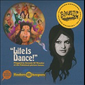 Various Artists: Life Is Dance: Plugged-in Sounds Of Wonder At The Pakistani Picture House