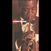Louis Armstrong: The Armstrong Box [Box]