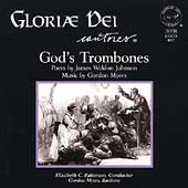 Gordon Myers: God's Trombones (poem by James Weldon Johnson) / Gordon Myers, baritone Gloriae Dei Cantores