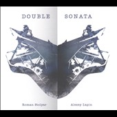 Double Sonata - works for 2 pianos / Roman Stolyar û Piano (right Channel); Alexey Lapin û Piano (left Channel)