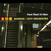 Budman/Levy Orchestra: From There to Here [Digipak]