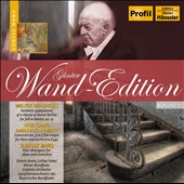 G&uuml;nter Wand Edition, Vol. 17: Braunfels, Mozart, Baird / Dennis Brain; Lothar Faber