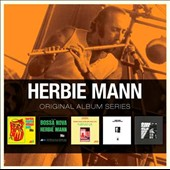 Herbie Mann: Original Album Series [Box]