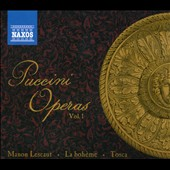 Puccini Operas, Vol. 1 - Manon Lescaut; La boheme; Tosca