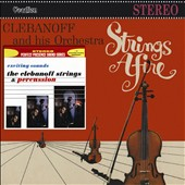 Herman Clebanoff: Strings Afire