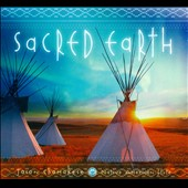 Jason Chamakese: Sacred Earth [Digipak]