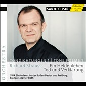 Richard Strauss: Tone Poems, Vol. 1 - Ein Heldenleben; Death and Transfiguration / Roth