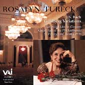 Rosalyn Tureck Plays Bach - Goldberg Variations