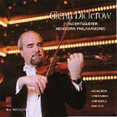 New York Legends - Glenn Dicterow, Concertmaster