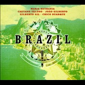 Various Artists: Brazil [Naxos/West Wind]
