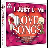 Various Artists: I Just Love: Love Songs