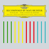 Recomposed by Max Richter: Vivaldi: The Four Seasons / Daniel Hope, violin (Deluxe Edition) [CD & DVD]