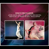 John Davis & The Monster Orchestra (Disco): Disco Recharge: Night and Day/Up Jumped the Devil