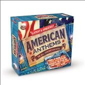 Various Artists: Latest & Greatest American Anthems