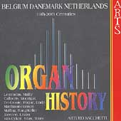 Organ History - Belgium, Danemark, Netherlands / Sacchetti