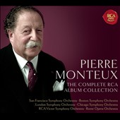 Pierre Monteux - The Complete RCA Album Collection [40 CDs]
