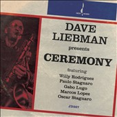 David Liebman: Ceremony