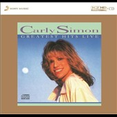 Carly Simon: Greatest Hits Live [K2HD Mastering] [4/21]