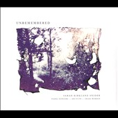 Sarah Kirkland Snider: Unremembered, song cycle for seven voices, chamber orchestra & electronics / Padma Newsome, DM Stith, Shara Worden, Unremembered Orchestra, Edwin Outwater