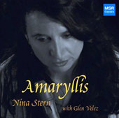 Amaryllis: Music for Recorders & Chalumeau with Percussion from the 12th-18th centuries / Nina Stern, recorders & chalumeau; Glen Velez, percussion