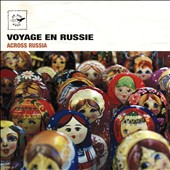 Various Artists: Air Mail Music: Across Russia