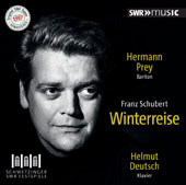 Schubert: Winterreise (Winter Travel) / Hermann Prey, baritone; Helmut Deutsch, piano
