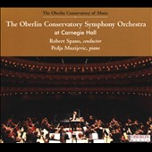 The Oberlin Conservatory Symphony Orchestra at Carnegie Hall