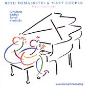 Piano For Hands / Beth Tomassetti, Matt Cooper