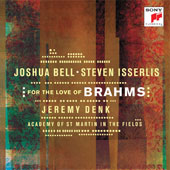 Brahms: Works for Violin & Piano -