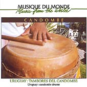 Various Artists: Uruguay: Tambores Del Candombe