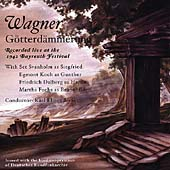 Wagner: G&ouml;tterd&auml;mmerung - Live 1942 Bayreuth / Elmendorff