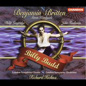 Britten: Billy Budd / Hickox, Langridge, Keenlyslide, et al