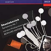 Ovation - Shostakovich: Symphony no 7 / Haitink, London PO
