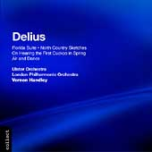 Delius: Florida Suite, North Country Suite, etc / Handley