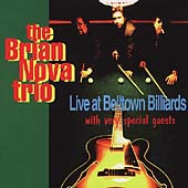 Brian Nova: Live at Belltown Billiards
