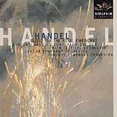 Handel: Music for the Royal Fireworks, Concerti Grossi, etc
