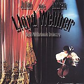 Julian Lloyd Webber plays Andrew Lloyd Webber