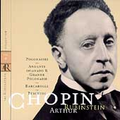 Rubinstein Collection Vol 4 - Chopin: Polonaises, etc