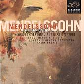 Mendelssohn: Violin Concerto, Ruy Blas Overture, etc