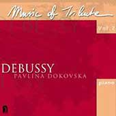 Music of Tribute Vol 2 - Debussy / Dokovska, Barbosa-Lima