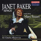 Opera in English - Janet Baker sings scenes from Mary Stuart