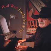 Paul West (Piano): Lucky So and So