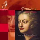 Purcell: Fantazia / Amsterdam Loeki Stardust Quartet