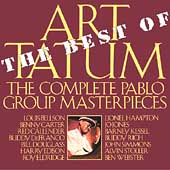 Art Tatum: The Best of the Pablo Group Masterpieces