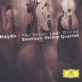 Haydn: The Seven Last Words / Emerson String Quartet