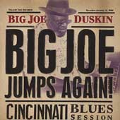 Big Joe Duskin: Big Joe Jumps Again! Cincinnati Blues Session *
