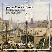 J.E. Hartmann: Complete Symphonies / Mortensen, et al