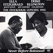 Duke Ellington/Ella Fitzgerald: The Stockholm Concert, 1966